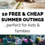 10 free and cheap things to do in the summer with kids