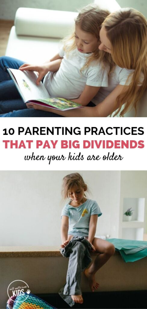 parenting practices child-rearing practices