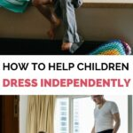kids get dressed independently