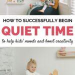 child's quiet time