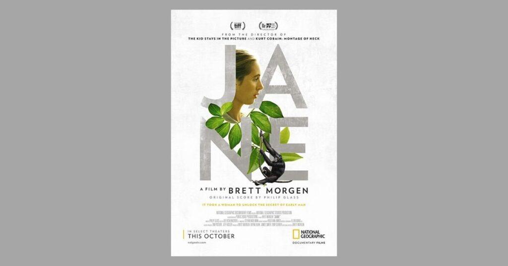 Jane, documentary, National Geographic