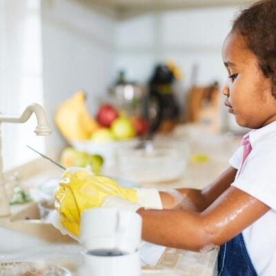 age-appropriate chores for children list