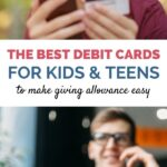 four of the best debit cards for kids and teens to help them manage money