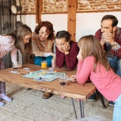 family bonding activities build cohesion